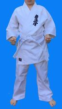 Kyokushin Karate Kinder Anzug Kyokushinkai Children uniform 150
