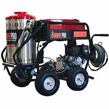 BravePro Professional 3000 PSI (Gas - Hot Water) Pressure Washer w/ Steam & H...