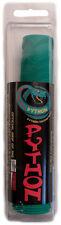 Python Teal Rubber Racquetball Grip