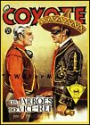 Coyote Mexican Comic Book Cover Vintage Poster Print Retro Style Pulp Cover