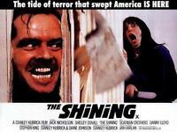 The Shining Movie POSTER 30 x 40 Jack Nicholson, Shelley Duvall, UKA, USA NEW