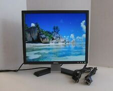 """DELL E196FP 19"""" 1280 x 1024 Flat Pannel LCD Monitor"""