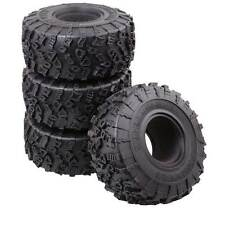 2.2' Climbing Pit Bull Tires Wheels T4021 4P For RC 1/10 D90 SCX10 Rock Crawler