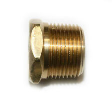 3/4 Inch MPT x 1/4 Inch FPT Brass Hex Bushing - FB904