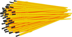 Disposable nylon brushes