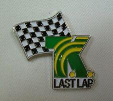 Tony Kanaan TK Last Lap Collector Lapel Pin Indianapolis 500 IndyCar