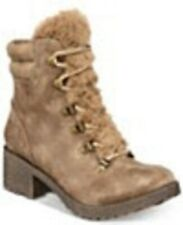 ZIGIny Rock and Candy Saydie Boots, 8M, Taupe - New in box