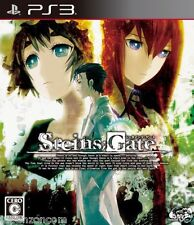 Used PS3 Steins Gate SONY PLAYSTATION 3 JAPAN JAPANESE IMPORT