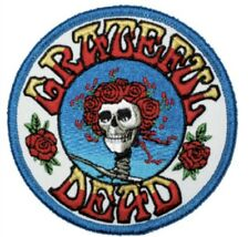 Grateful Dead Embroidered Patch G002P Pink Floyd Creedence Clearwater Revival