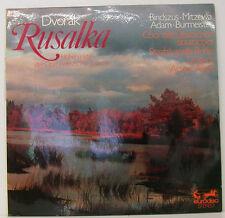 "Dvorak Rusalka [DVD] [Bindszus Mitzewa Adam Burmeister Arthur Apelt 12 "" LP (E5"