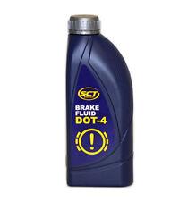 8x1 litro SCT Líquido de los frenos punto 4 910g SAE J 1703 Fmvss 116