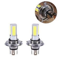 2× H4 20W 6000K COB LED Haute Puissance Brouillard Phare Ampoule Blanc Lumière