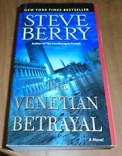 "Steve Berry ""The Venetian Betrayal"""
