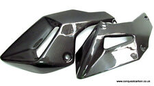 Ducati Multistrada 1200 Carbon Fibre Belly Pan Gloss