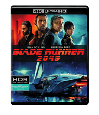 Blade Runner 2049 (4K Ultra Hd) * Disc Only With Clear Plastic Bluray Case *