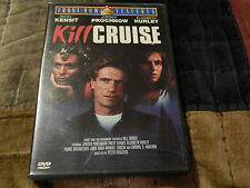 Kill Cruise + Ground Control + In Her Skin (DVDs) LOT of 3 (Horror/Drama/Action)