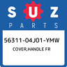 56311-04J01-YMW Suzuki Cover,handle fr 5631104J01YMW, New Genuine OEM Part