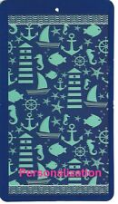 Youth Size 30 X 60 Inch Personalized Beach Pool Towel Down By The Bay Design New
