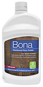 Bona Hardwood Floor Low Gloss Polish 14-0137-03