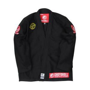 New Arrival Shoyoroll Cut Professional Jiu Jitsu Uniform / Custom Made BJJ Gi's