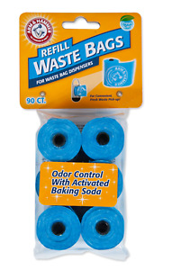 Arm & Hammer Waste Bags 90ct Brand New Sealed