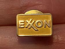 Vintage 10K Gold Filled EXXON Employee Service Award Tie Tack Lapel Pin by CTO