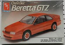 CHEVY SLOT CAR BERETTA GTZ 2DR 1991 NOS AMT MODEL KIT