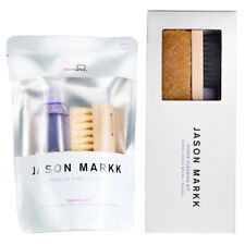 Jason Markk Premium Shoe Cleaner and Suede Cleaning Kit (Bundle) Sneaker Kicks s