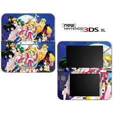 Sailor Moon for New Nintendo 3DS XL Skin Decal Cover
