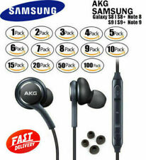 Orginal Samsung S9 S8+ Note8 OEM AKG Earphones Headphones Headsets Ear Buds Lot
