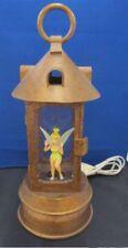 "Disney Tinker Bell Room Lamp Lantern Peter Pan 36cm(14.1"") Used Very Rare F/S"