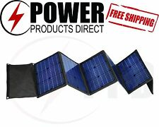 Projecta SPM120K 12V 120W Solar Kit Lightweight Foldable Design With Andersons