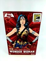 2018 SDCC DAH-002SP B vs S Dawn Of Justice Wonder Woman BEAST KINGDOM Comic Con
