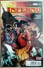 INFERNO #3 Secret Wars (2015 MARVEL Comics) - NM Book