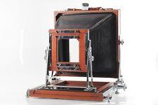 【Beautiful Bellows! N MINT】Tachihara 8x10 Fiel Stand 810 Wood Camera from JAPAN
