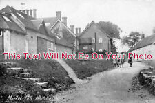 BU 338 - Market Hill, Whitchurch, Buckinghamshire - 6x4 Photo