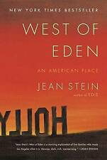 West of Eden: An American Place by Stein, Jean -Hcover