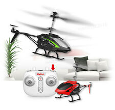 RC Hubschrauber Helicopter SYMA S5H Hover-Funktion 3-Kanal Infrarot schwarz Gyro
