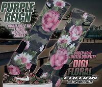 NIKE AIR JORDAN V 5 BLACK GRAPE Custom Nike Elite Socks (ALL SZ) DOPE SWAG KICK