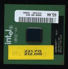 221.70 - INTEL - PROCESSORE PENTIUM CELERON 700 MHz - 66 MHz