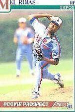 Mel Rojas Expos 1991 Score #729