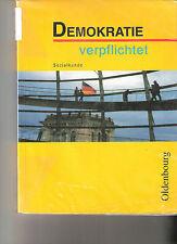Demokratie verpflichtet Neuausgabe