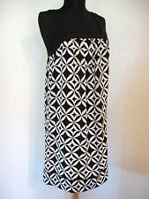 White House Black Market Tank Sun Dress Size 2 Silk Sleeveless #655