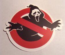 Pegatina/sticker/ Autocollant/Aufkleber/Adesivo/Etiket: Scary Movie/ GhostBuster