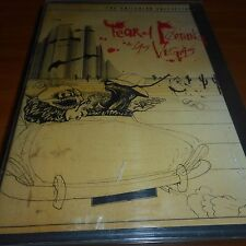 Fear and Loathing in Las Vegas (DVD 2003 Criterion Collection) Johnny Depp  Used