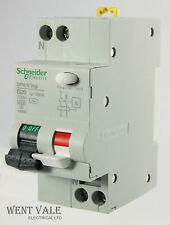 Schneider multi 9 - 19656 dpn n vigi 20a 30mA type b un pôle + neutre rcbo new