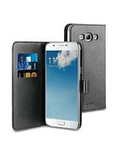 A8  Samsung Galaxy Black Wallet Folio Case / Cover with 3 cardslots Muvit