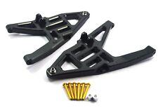 CNC Aluminum Front Lower Arms L&R Black For Traxxas Unlimited Desert Racer (UDR)