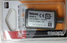 Filtro Televes 404412 LTE CEI 5-790mhz 46404412