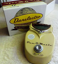 Danelectro DT-1 Dan-O-Matic (never used) guitar/bass tuner